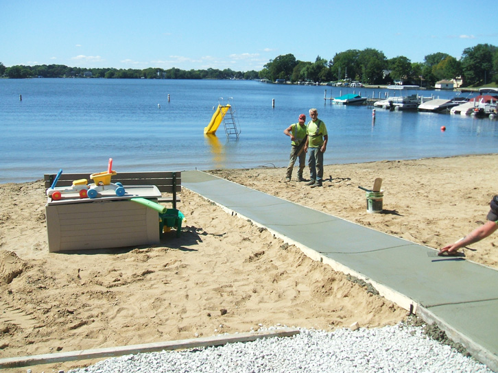 Racine County Concrete Project Gallery Southeastern