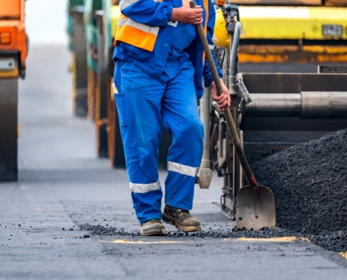 Asphalt Road Paving Contractors SE Wisconsin