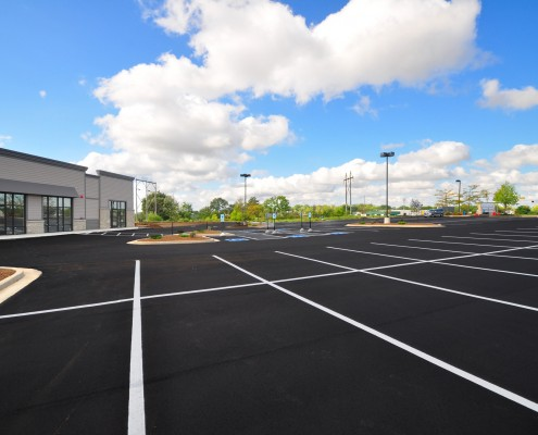 Asphalt Contractor Burlington Wi