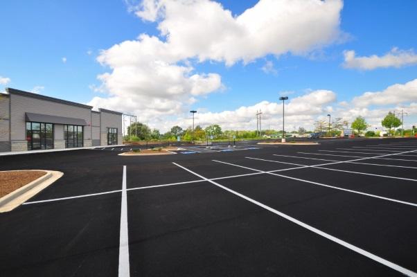 Parking Lot Paving Contractors